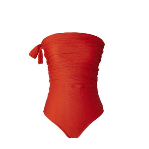 SWIMSUIT VANESSA (Smock Red)