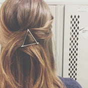 Boho Triangle Hair Clip Will Be The Perfect Touch To Your Boho Outfit!