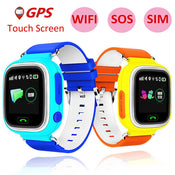 Child GPS Smart Watch With Wifi Touch Screen Children Smartwatch SOS Call Location For Kid Safe