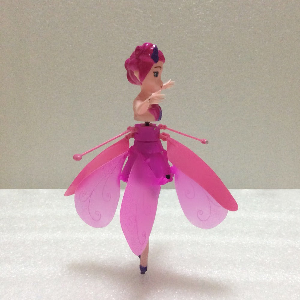 Flying Fairy Doll Magical World Of Flutterbye Flying Fairies Shopy8