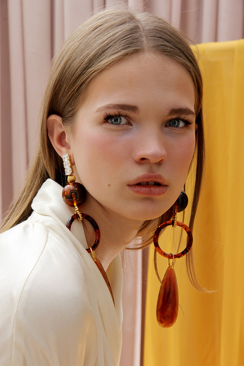 THE ICARIA MAXI EARRINGS