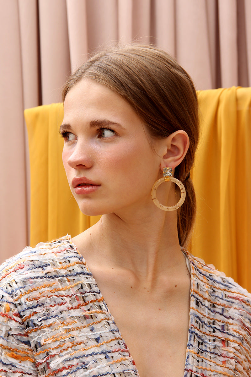 THE CASSE NOISETTE HOOPS