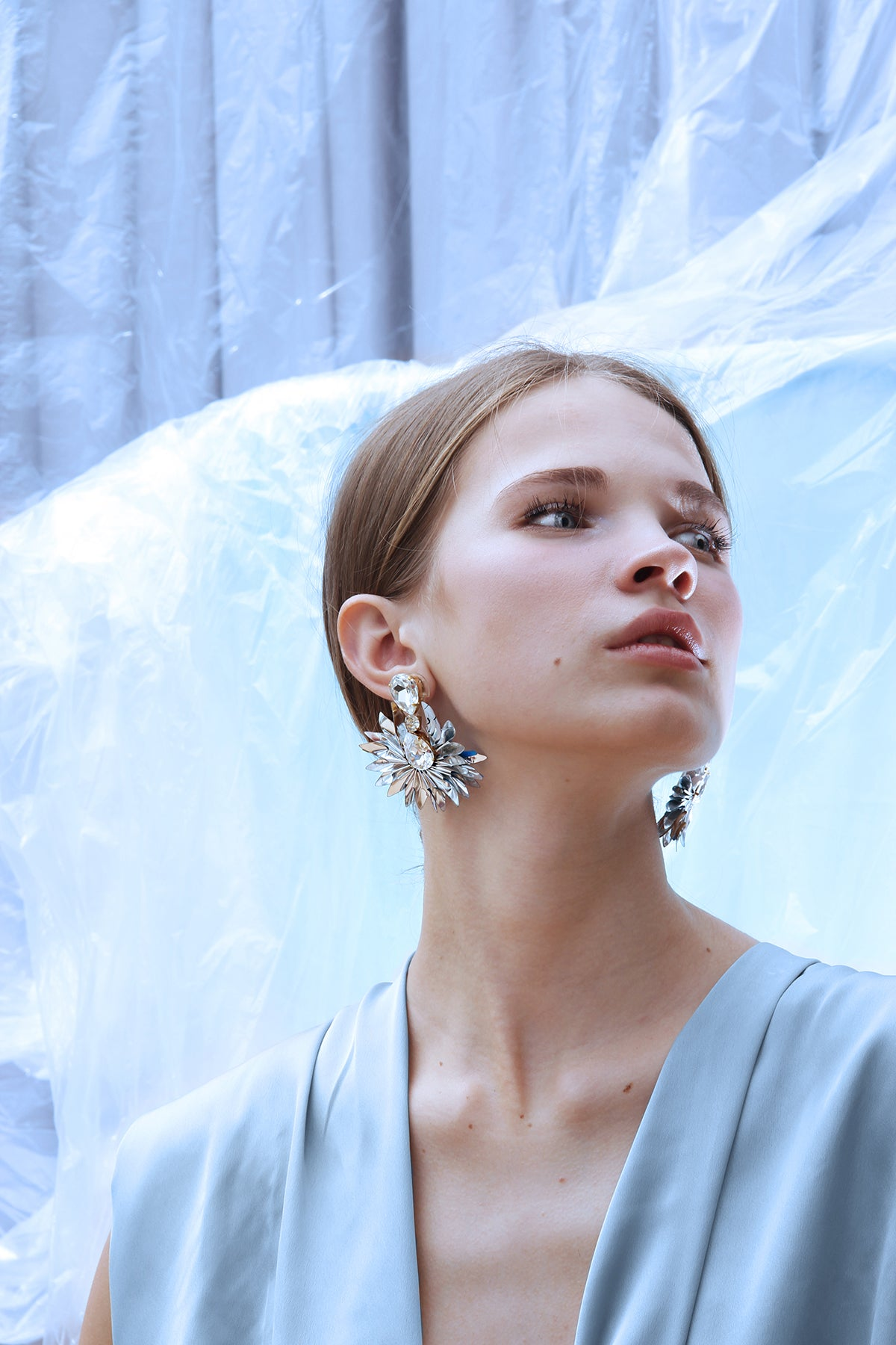 THE GOUSSE DE VANILLE EARRINGS