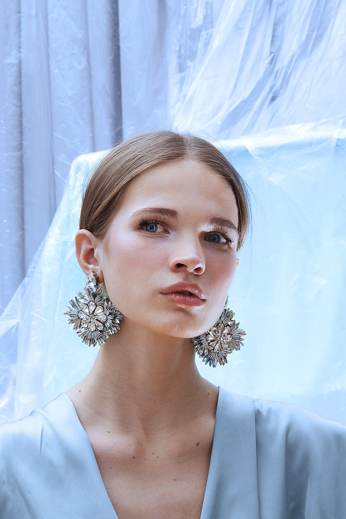 THE SUCRE VANILLÉ EARRINGS