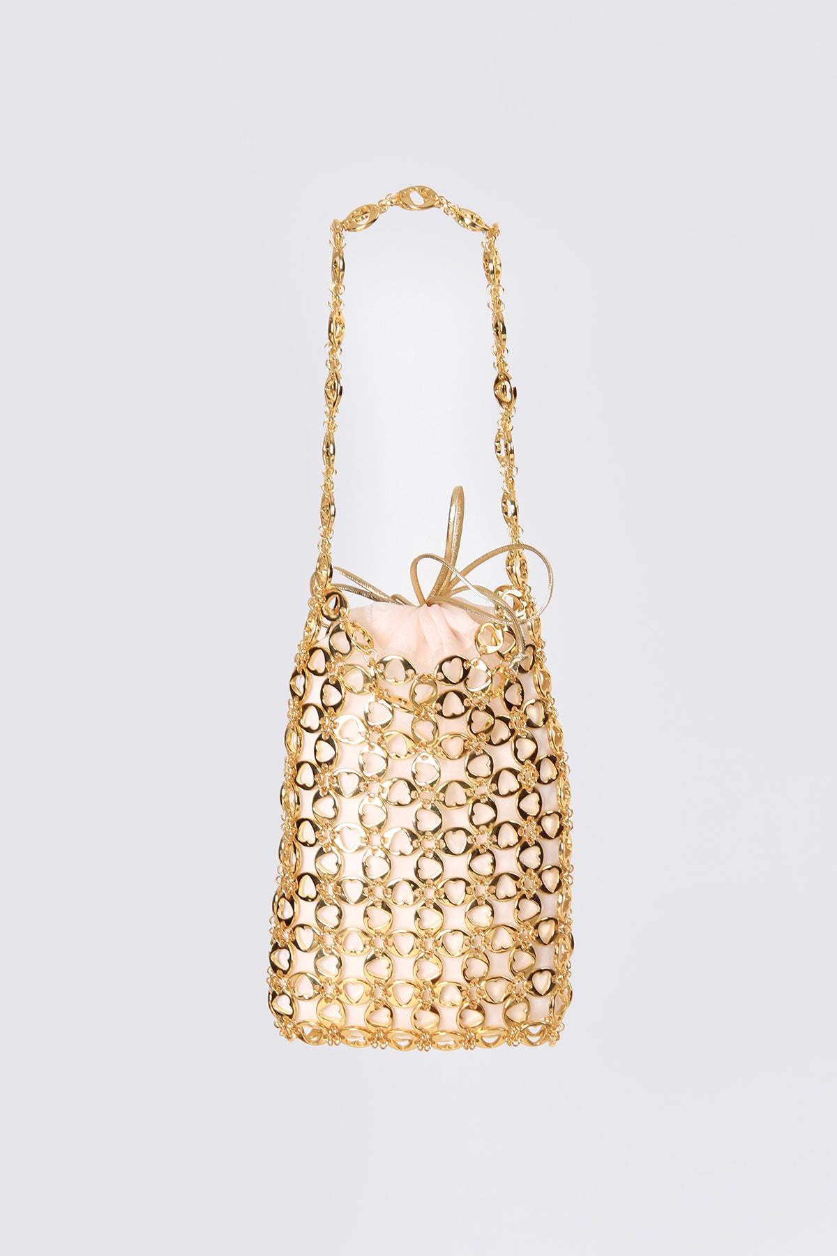 LE HEART OF GOLD BAG