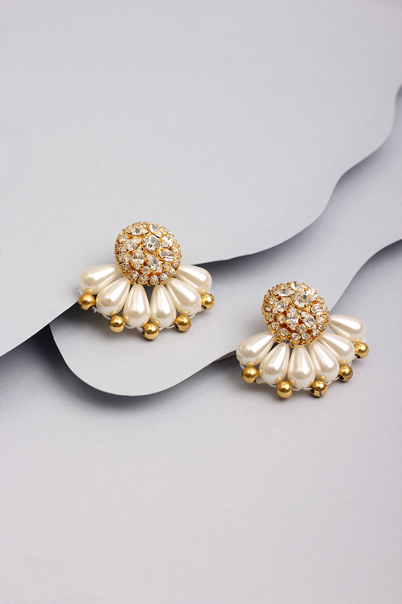 THE LUNE MINI EARRINGS