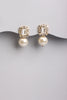 LES CASTELLORIZO PEARL EARRINGS
