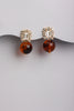 THE CASTELLORIZO LUCITE EARRINGS