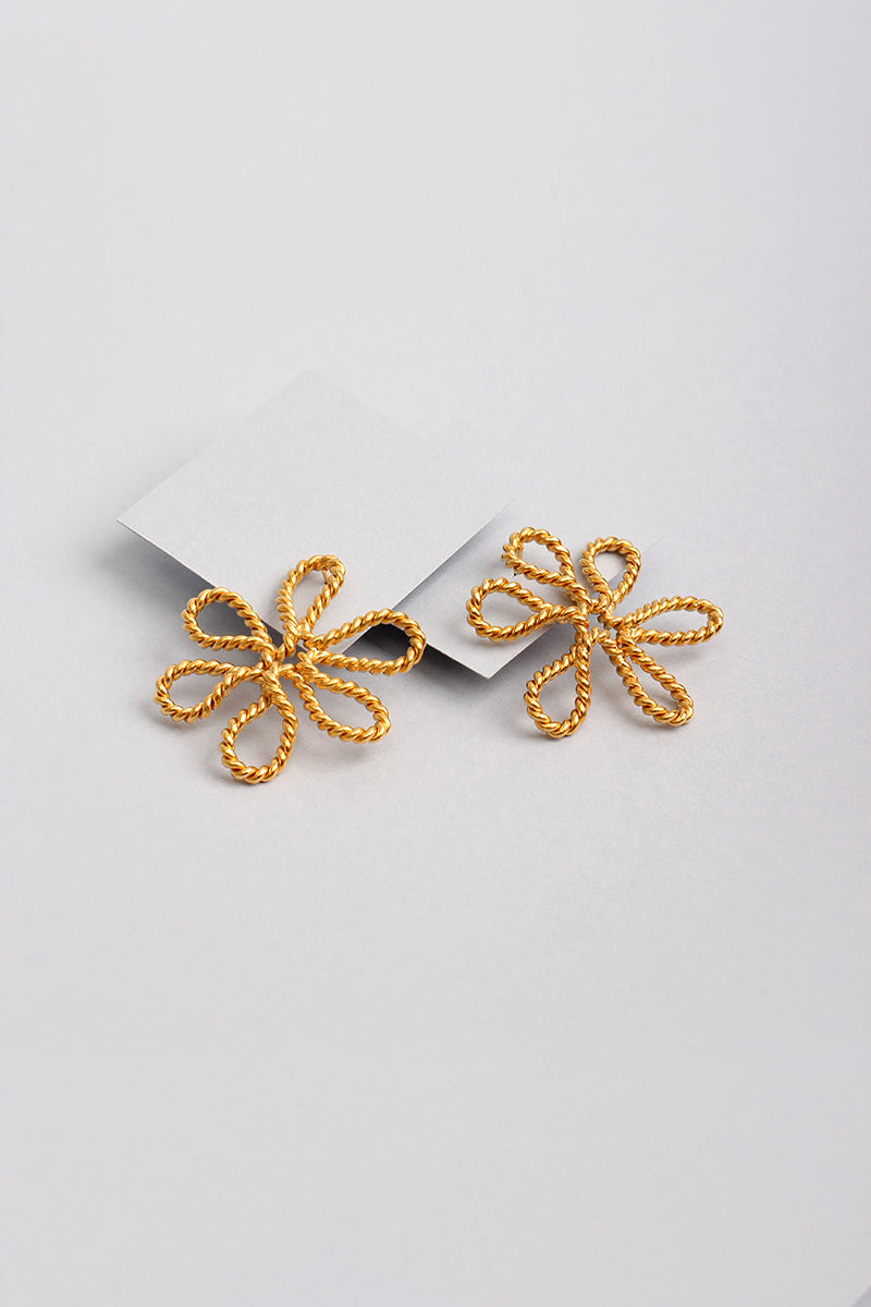 THE MINI FLOWERS EARRINGS