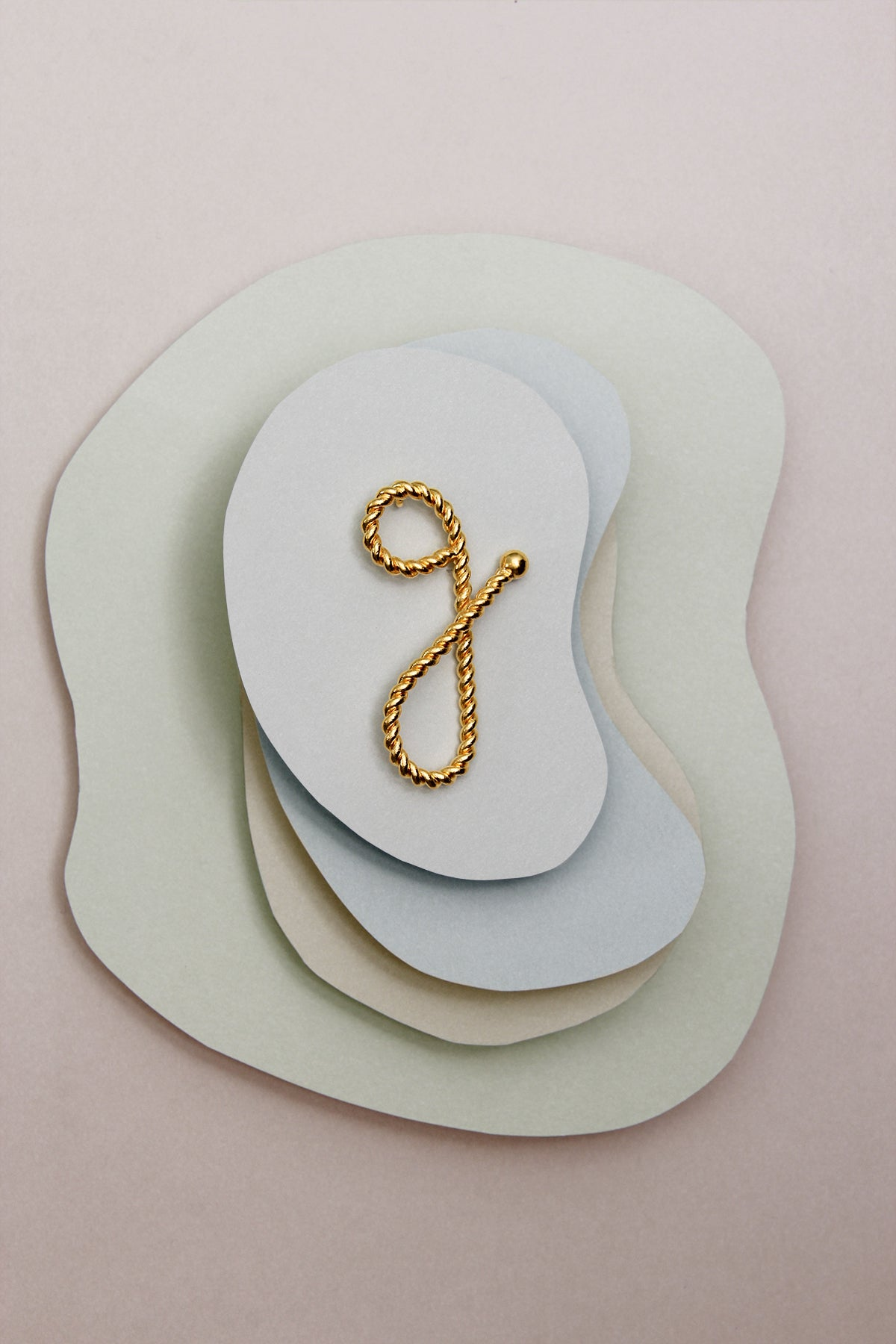 THE INITIAL G NECKLACE