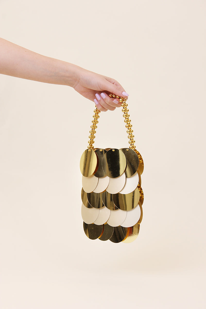 THE BOUTONS D'OR BAG