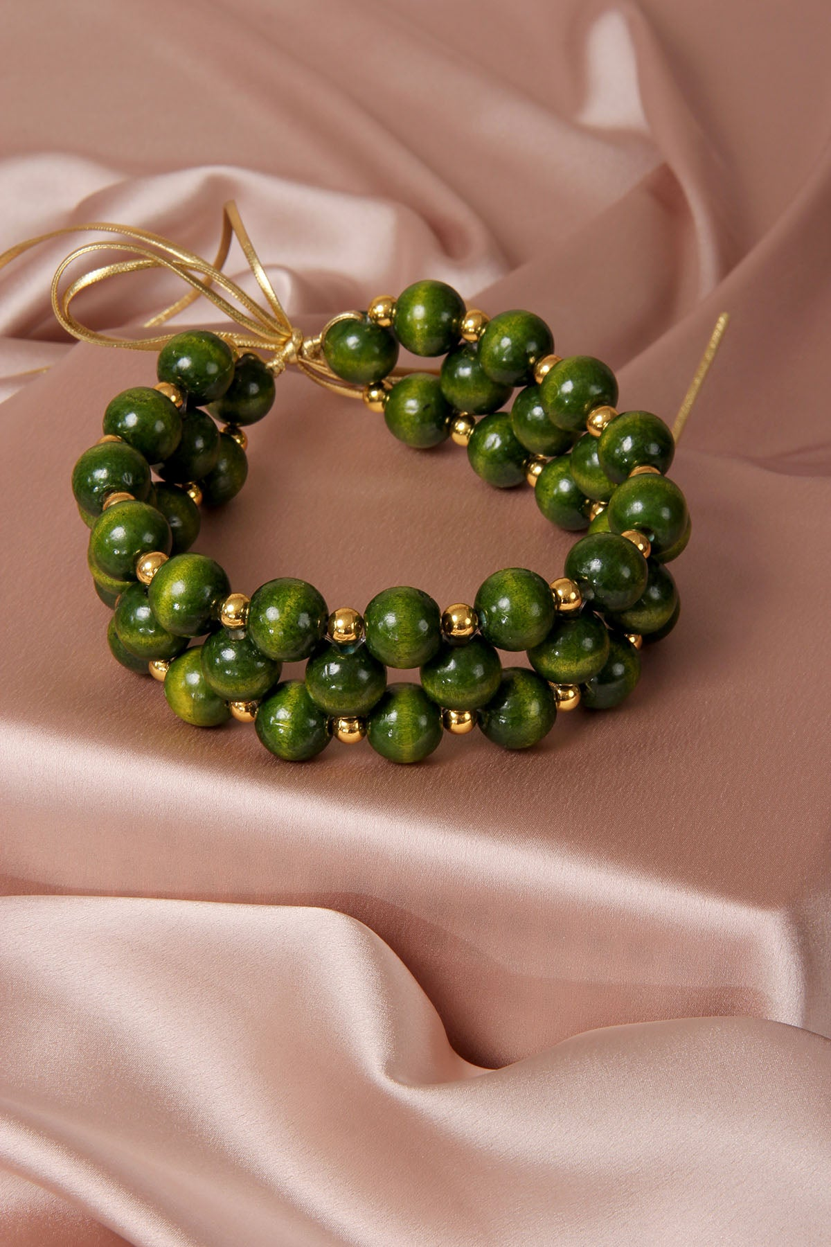 THE SICILIA GREEN NECKLACE