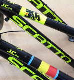 Scatto Kids Cyclocross Framesets from Flanders, Belgium!
