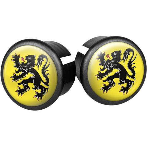 Cycling Legends Bar End Plugs
