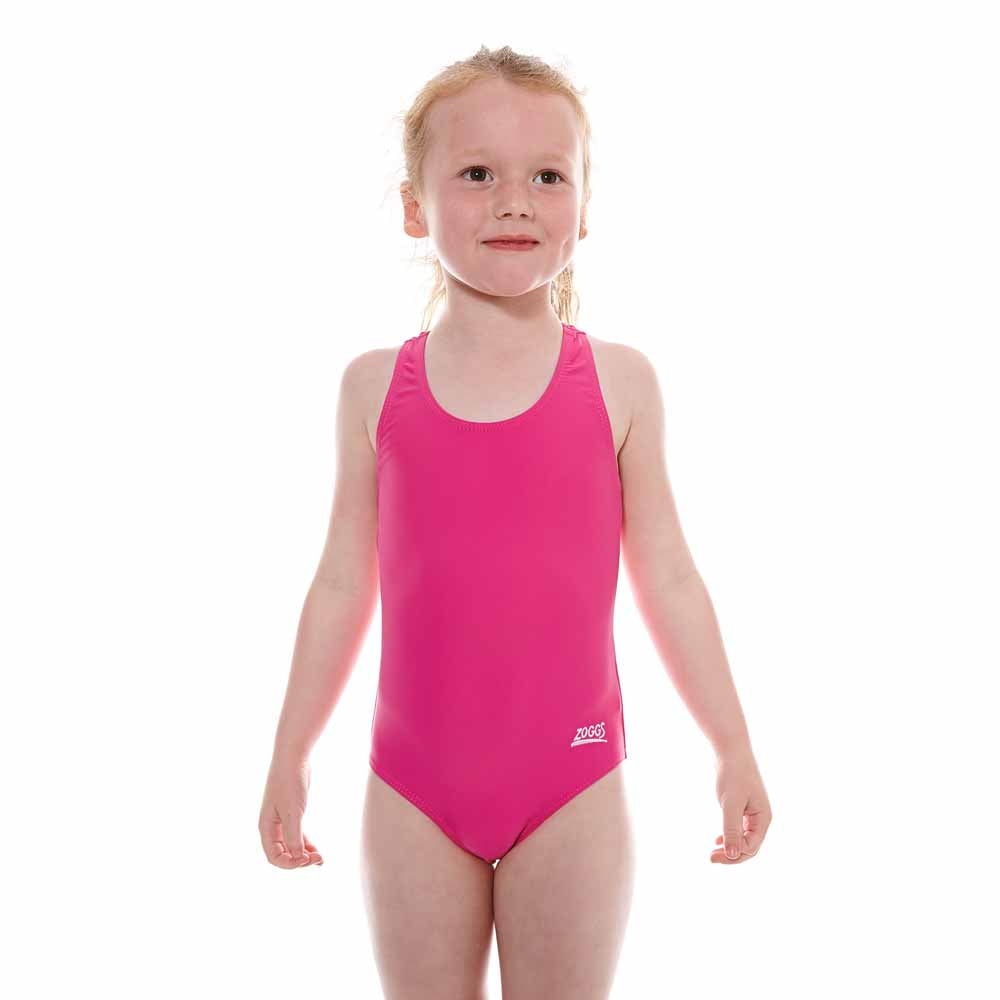 Zoggs Bellambie Actionback Kids Swimsuit