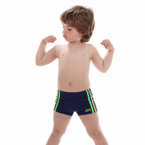 Zoggs Snorkels Etty Hip Racer Trunks