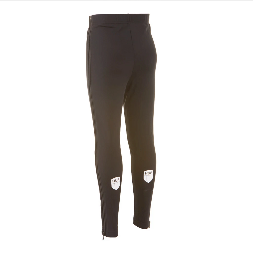 HUP Adult Warm-Up Tights with full length zip