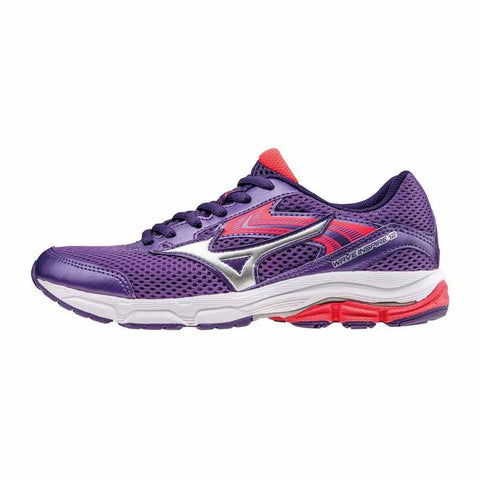 Mizuno Wave Inspire 12 Junior (Purple/Pink)