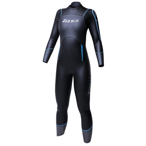Zone3 Womens Advance Triathlon Youth Wetsuit
