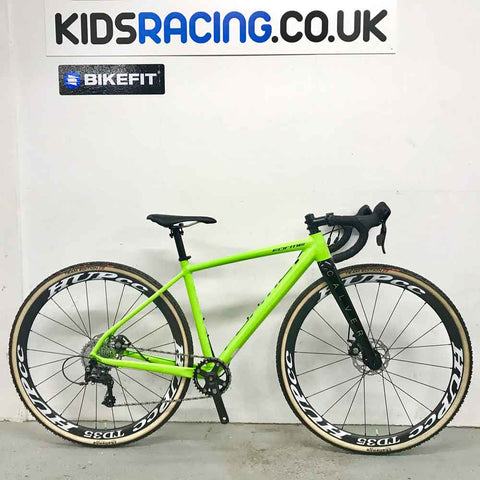 Forme Calver Junior Pro 44cm 700c (ex-demo) with HUP carbon wheels in Green