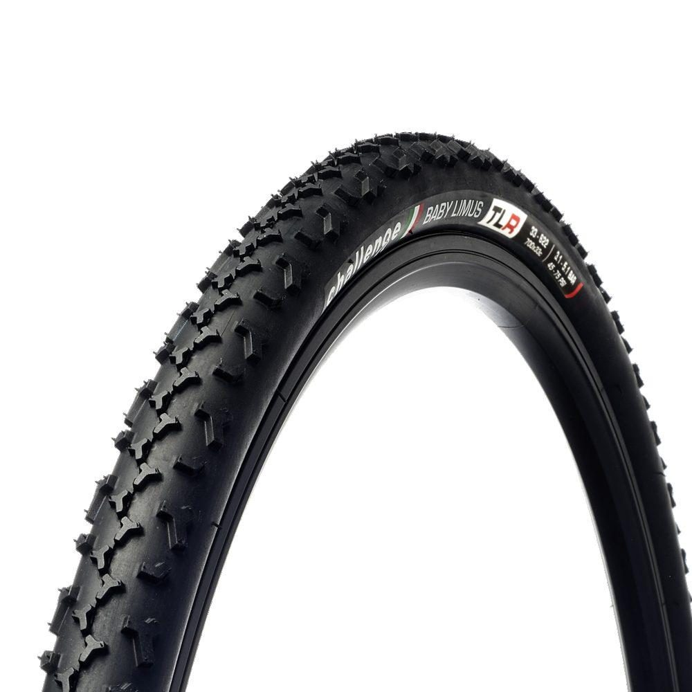 Challenge Baby Limus TLR Cyclocross Tyre 700c x 33c (Black)