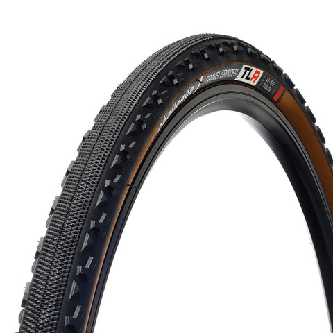 Challenge Gravel Grinder TLR Adventure Tyre 650b x 46c (Brown)