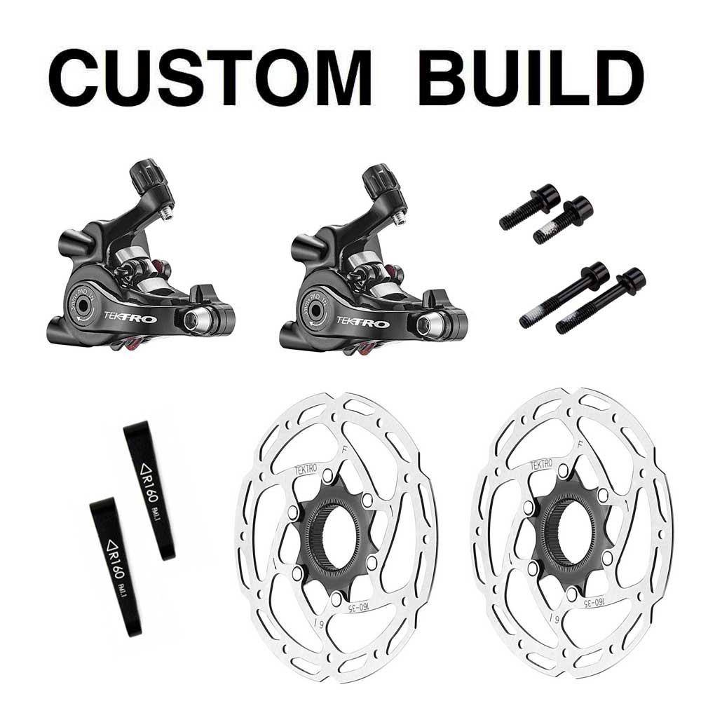 Disc Brakeset Builder 5% OFF