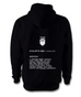 Team HUP Adults Hoodie for Cyclists Dads