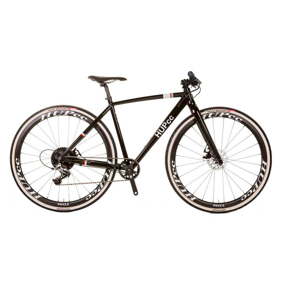 STANDARD BUILD HUP evo 700c Disc Youth Cyclocross Bike 44cm Flat bar