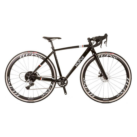 STANDARD BUILD HUP evo 700c Disc Youth Cyclocross Bike 48cm