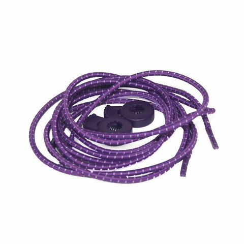 Fast Elastic Lock Laces (choice of colours)