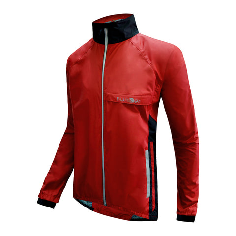 Funkier Attack Winter Kids Cycling Jacket
