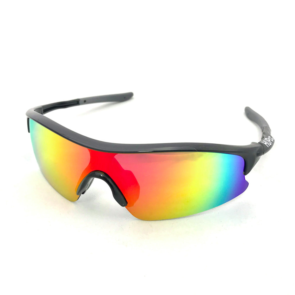 HUP Youth and Small Adult Cycling Sunglasses (Single Lens)