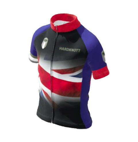 HUP Hardknott Kids Short Sleeved Cycling Jersey