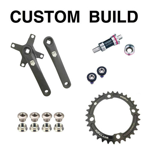 HUP Children's Crankset Builder 5% OFF
