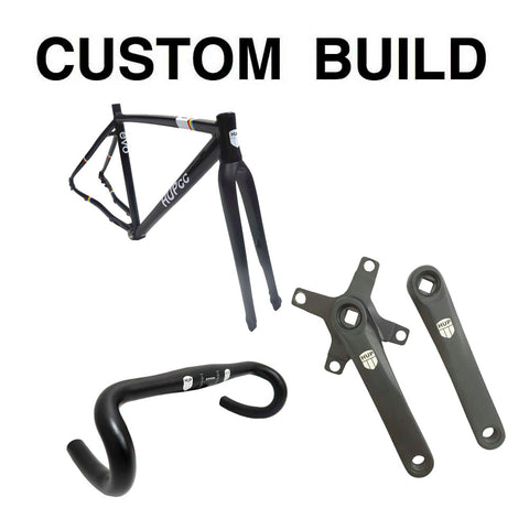 HUP Frameset + Cranks + Bars Bundle 5% OFF