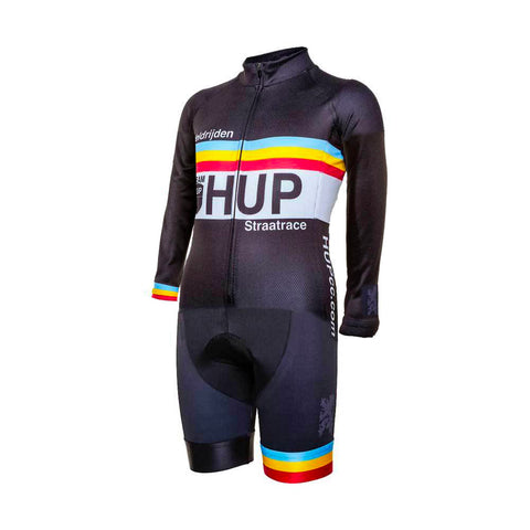 TEAM HUP Kids Winter Cyclocross Skinsuit / Speedsuit / Aerosuit