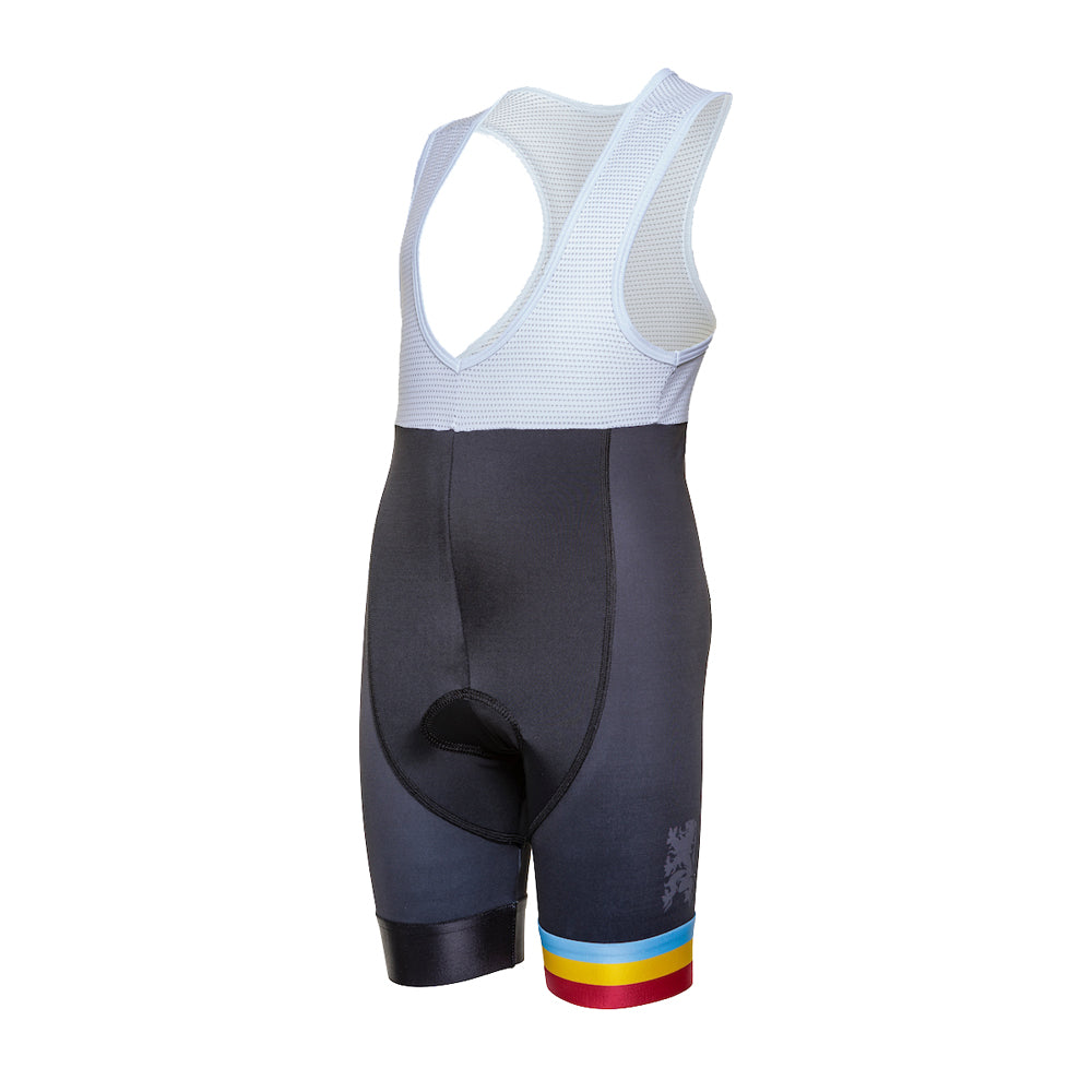 HUP Belgian Kids Cycling Bib Shorts