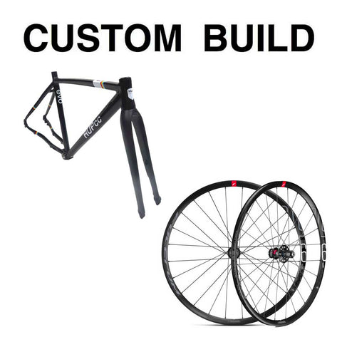 HUP Frameset + Wheelset Bundle 5% OFF
