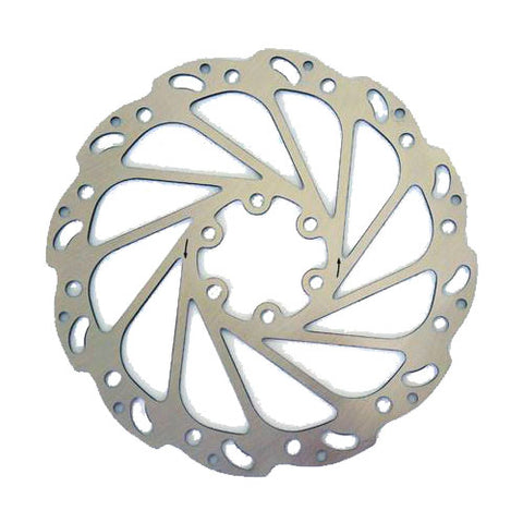 Juin Tech Wave 160mm Rotors (pair)