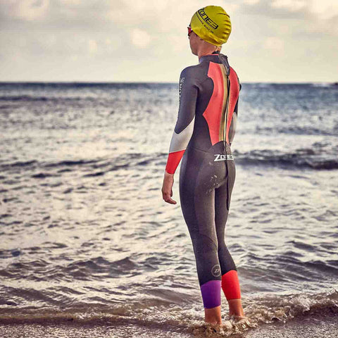 Kids Triathlon Wetsuit Hire - Zone3 Adventure