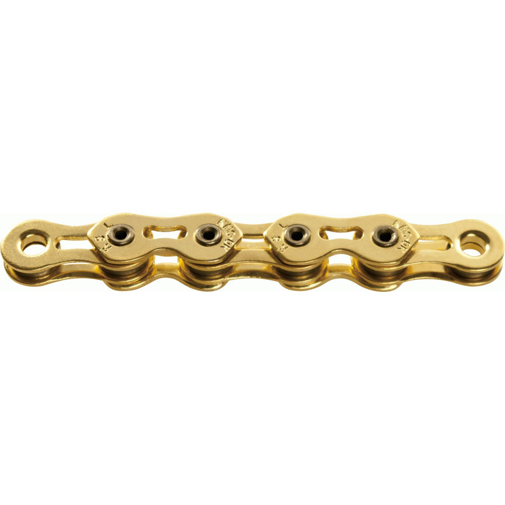 "KMC KS1SL Gold Track Chain 1/18"" Wide"