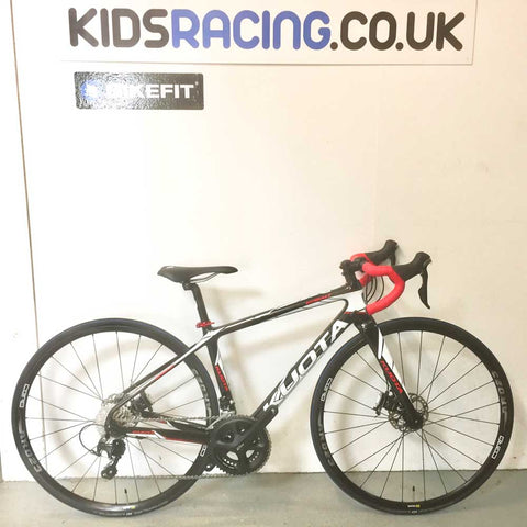 Kuota Kobalt Disc 700c Junior Road Race Bike - 40cm XXS NEW