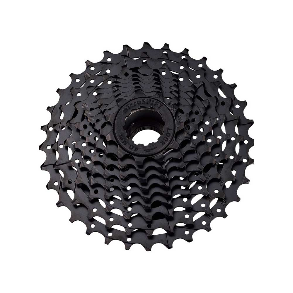 Microshift R8 11-28t Cassette 8-Speed (CS-H081)