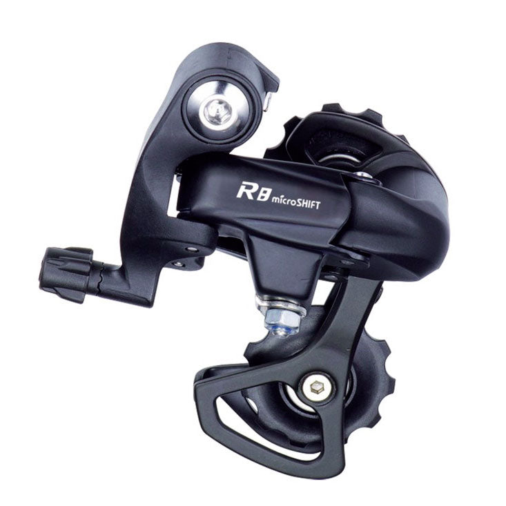 Microshift R8 Road Rear Derailleur: 8/9 Speed (RD-R32L)