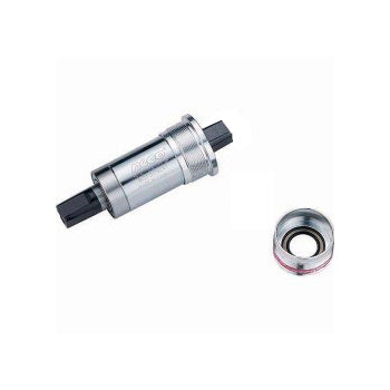 NECO B920AL JIS 103mm Square Taper Track Bottom Bracket