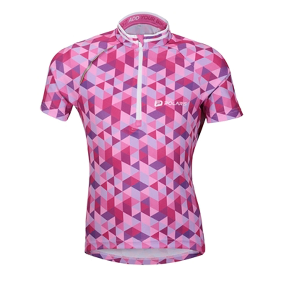 Polaris Children's Jewel Cycling Jersey