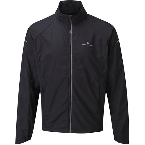 Ronhill Junior Pursuit Running Jacket (black)