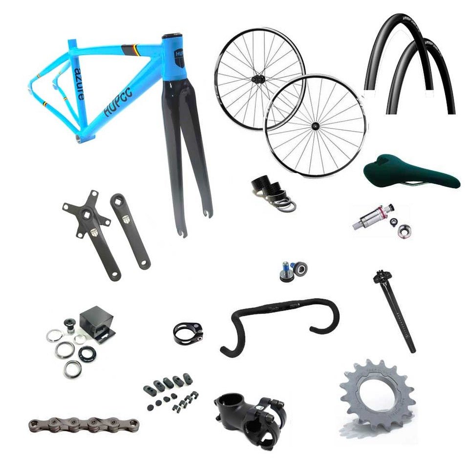 Self-Build Bundle - HUP azure Track Bike
