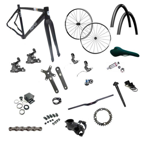 Self-Build Bundle - HUP evo Flat Bar